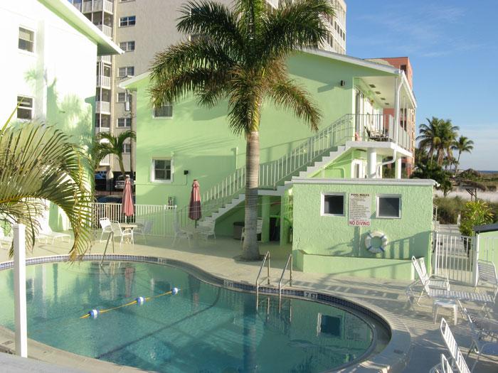 Kona Beach Club Condo Fort Myers